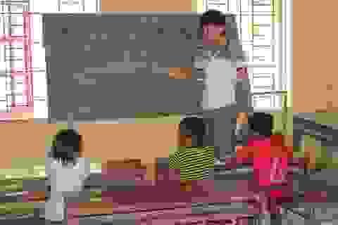 Nỗi sợ hãi của giáo viên khi vận động phụ huynh xã hội hóa