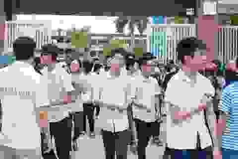 Tuyển sinh lớp 10: Thí sinh Nghệ An khó kiếm điểm tuyệt đối môn tiếng Anh