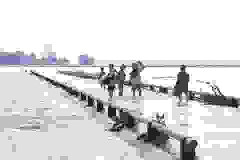Nghệ An: Nước sông dâng cao, nhiều khu vực đang bị cô lập
