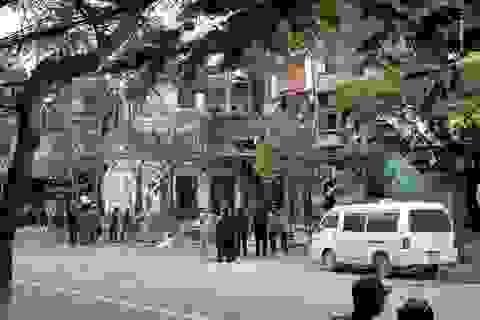 Bắt nghi phạm đặt mìn kích nổ nhà Giám đốc Công an Thái Nguyên