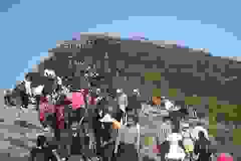 Danh thắng Yên Tử chuẩn bị vào mùa lễ hội 2014