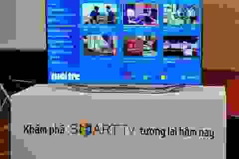 Đa dạng kho ứng dụng trên Smart TV