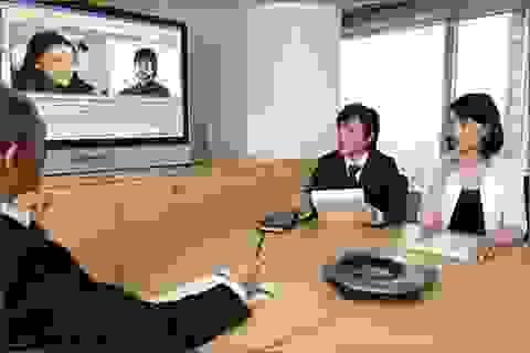 Dịch vụ họp trực tuyến trên smartphone và tablet đầu tiên vào Việt Nam