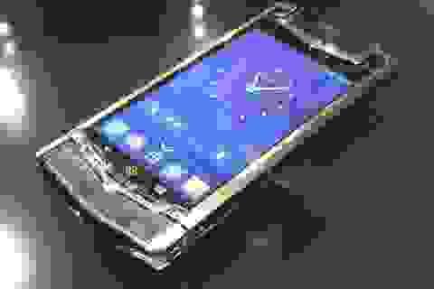 Smartphone Vertu chạy Android đầu tiên về Việt Nam