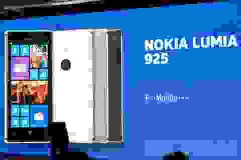 """Nokia Lumia 925 viền nhôm ra mắt, tháng 6 """"lên kệ"""""""