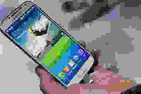 Galaxy S4 vượt qua iPhone 5 trở thành smartphone tốt nhất