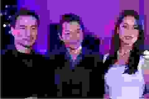 Chi Bảo, Trần Bảo Sơn lịch lãm phong cách doanh nhân thành đạt