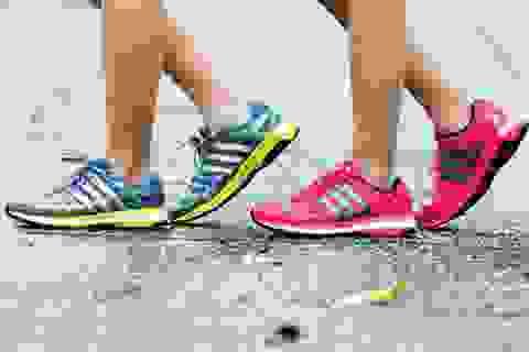 Ngắm bộ sự tập mùa hè của giày Adidas Boost