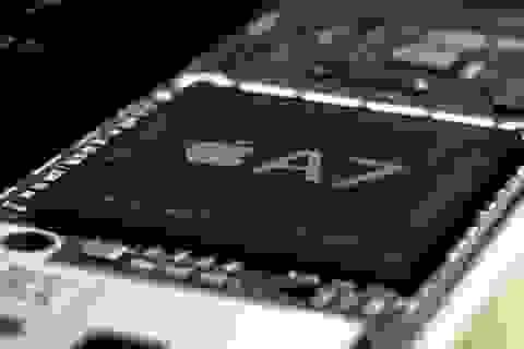 Qualcomm chê vi xử lý 64-bit của iPhone 5S vô dụng