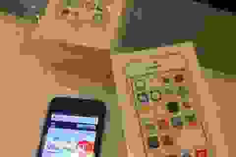 iPhone 5S màu vàng đầu tiên sẽ về Việt Nam trong trưa nay