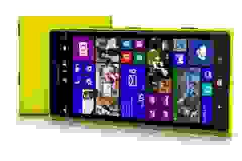 Bí mật công nghệ màn hình trên Lumia 1520