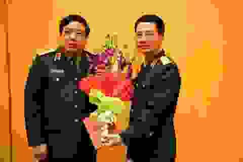 """Viettel thay """"tướng"""", ông Nguyễn Mạnh Hùng lên làm Tổng giám đốc"""