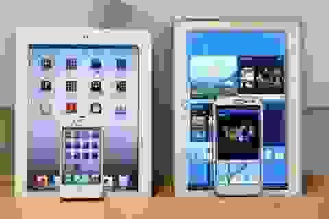 """Google, Samsung đã thỏa thuận """"bắt tay"""" để đối đầu Apple"""