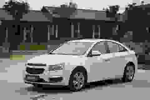 Chevrolet Cruze - Cú hích của GM