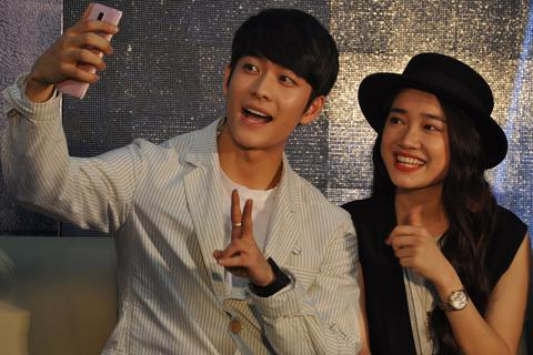Kang Tae Oh đến Việt Nam