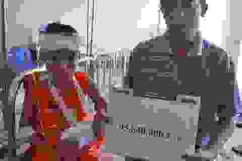 Gần 96 triệu đến với bé 11 tuổi bị bỏng điện cao thế