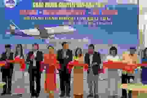 Chính thức cất cánh đường bay Pakse - Savannakhet - Đà Nẵng
