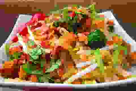 Lạ miệng món Pad Thai