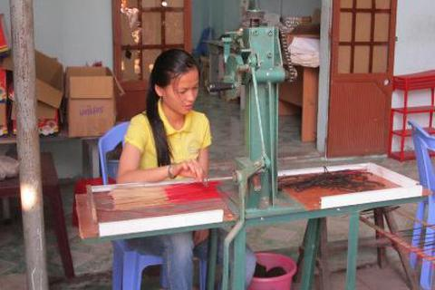 Gặp nữ sinh nghèo đạt giải Sao Tháng Giêng