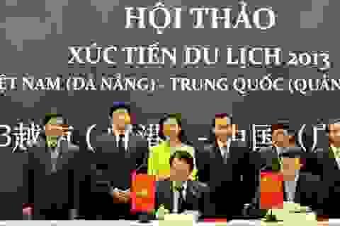 Đà Nẵng và Quảng Đông hợp tác du lịch