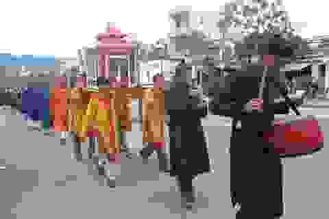 Đặc sắc với lễ hội cầu an và tế âm linh làng Nam Ô