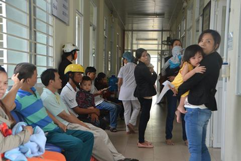 Đà Nẵng: Hơn 60% xã phường có bệnh nhân sốt phát ban nghi sởi