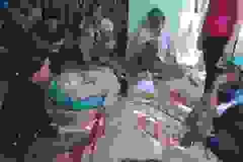 Một công nhân bị điện giật chết khi đang thi công công trình