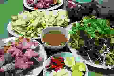 Về xứ Quảng, ăn bê thui Cầu Mống