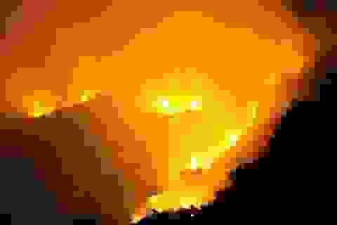 Đà Nẵng: Nguy cơ cháy rừng ở mức rất nguy hiểm