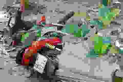 Hoảng hồn phát hiện nam thanh niên chết bên vườn chuối