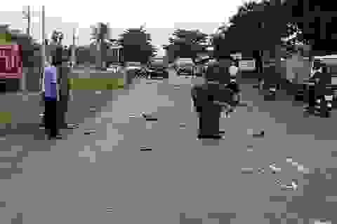Tài xế xe tang gây tai nạn làm 3 người chết