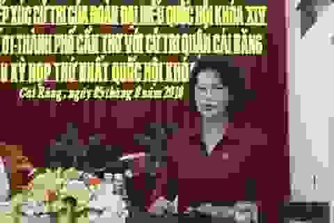 Chủ tịch Quốc hội: An toàn thực phẩm sẽ được giám sát tối cao