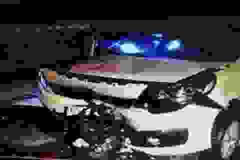 Sẽ khởi tố vụ cảnh sát cơ động lái xe ô tô tông chết người