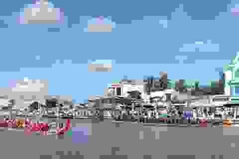 Độc đáo lễ hội đua ghe ngo của đồng bào Khmer