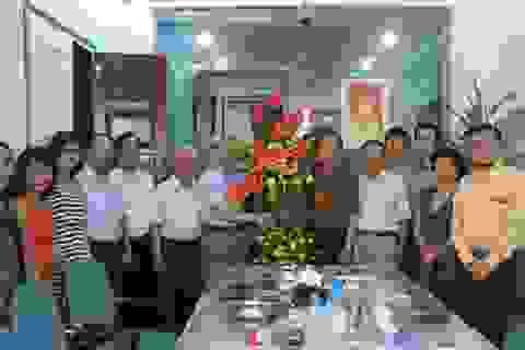 Chủ tịch Hội Khuyến học Việt Nam chúc mừng báo Dân trí nhân ngày 21/6