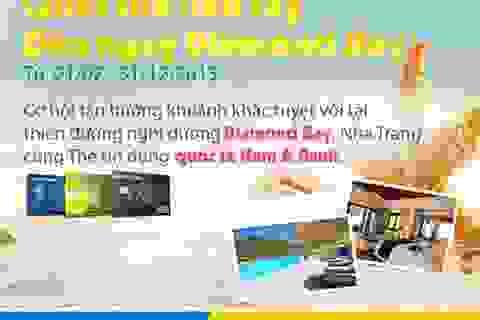 Quẹt thẻ liền tay – đến ngay Diamond Bay cùng Thẻ tín dụng Quốc tế Nam A Bank