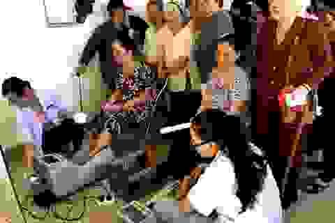 Vinamilk chăm sóc sức khỏe cho hơn 1.600 người cao tuổi