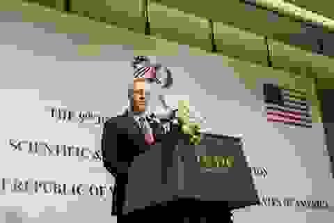 Việt Nam sẽ hợp tác với Hoa Kỳ sử dụng khoảng không vũ trụ vì hòa bình