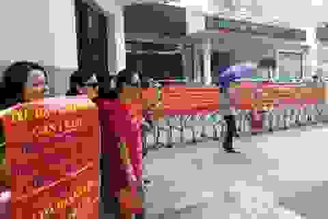 """Cư dân trót mua dự án """"đắp chiếu"""" 5 năm, cầu cứu Bí thư Đinh La Thăng"""