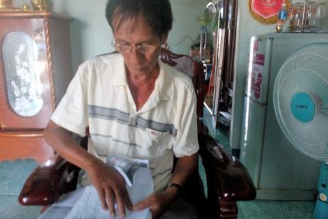 Vụ án oan nhiễm HIV 19 năm: Chính thức khiếu nại ngành y tế Bình Thuận
