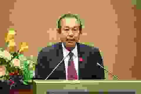 Phó Thủ tướng Trương Hòa Bình: Không chống tham nhũng kiểu... hình thức