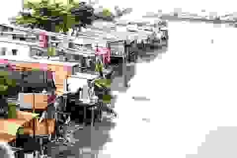 """Xoá """"khu ổ chuột"""" ven kênh rạch: Học từ Singapore"""
