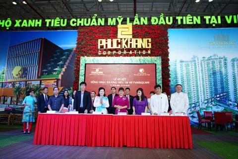 Công bố chuỗi BĐS Văn hóa - Thương mại - Du lịch xanh thuần Việt