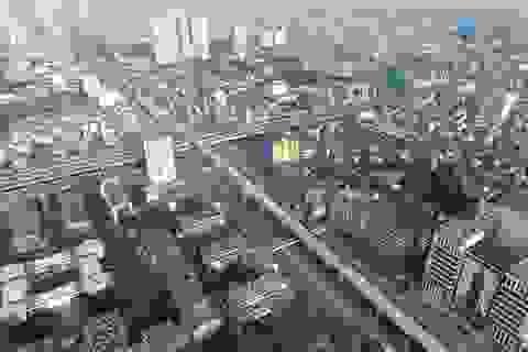 """Dấu ấn những công trình giao thông """"khủng"""" của Hà Nội năm Ất Mùi"""