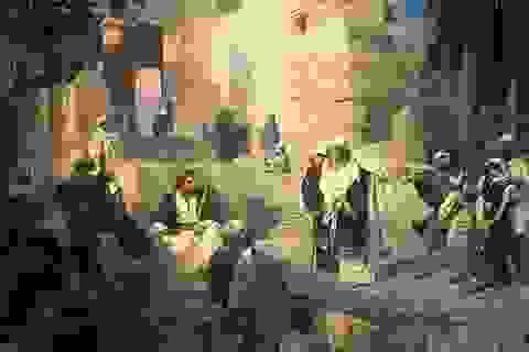 """""""Ai trong các người sạch tội, hãy ném đá…"""""""