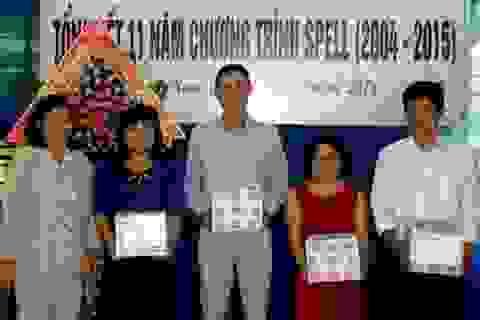 Hội Khuyến học Quảng Nam tổng kết 11 năm chương trình hỗ trợ học tập Spell