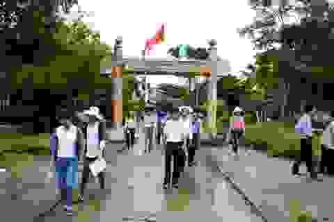 Quảng Nam khảo sát du lịch vùng hạ lưu sông Thu Bồn