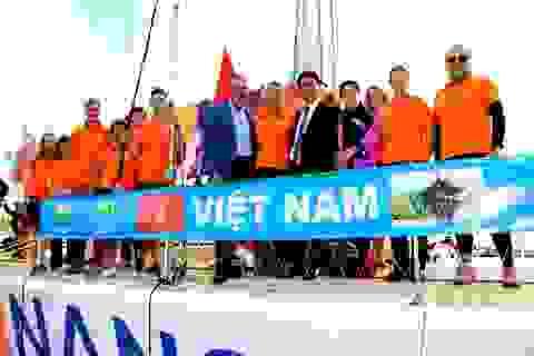 """""""Vũ khí bí mật"""" giúp đội thuyền buồm Đà Nẵng – Việt Nam đi vòng quanh thế giới"""