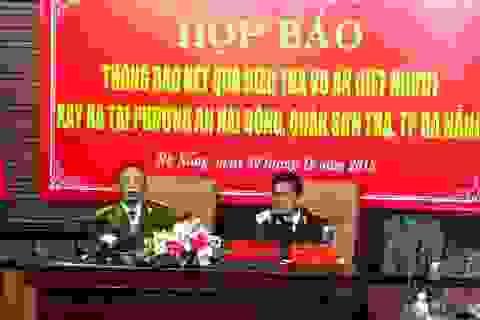 Vụ bắn chết người Trung Quốc ở Đà Nẵng: Do mâu thuẫn trong kinh doanh