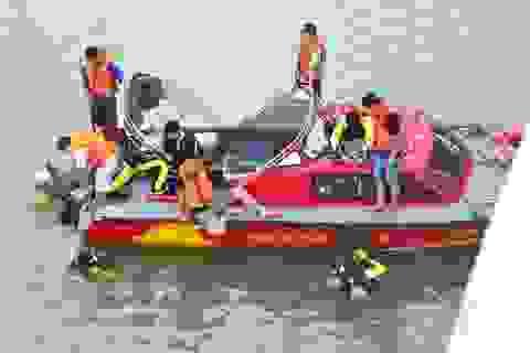 Vụ bắn chết người Trung Quốc: Tìm khẩu súng nghi phạm vứt xuống sông Hàn